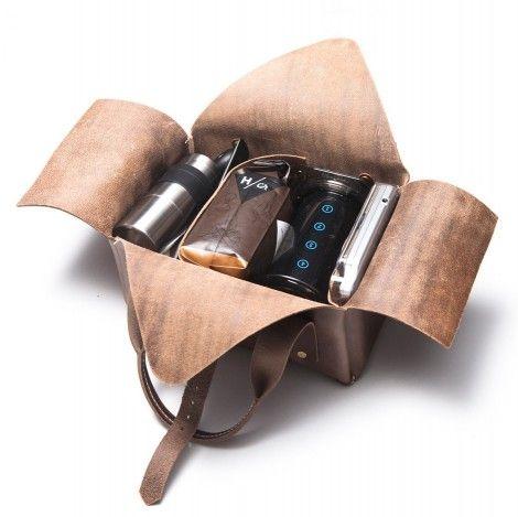 Comment faire un kit de voyage de café ?