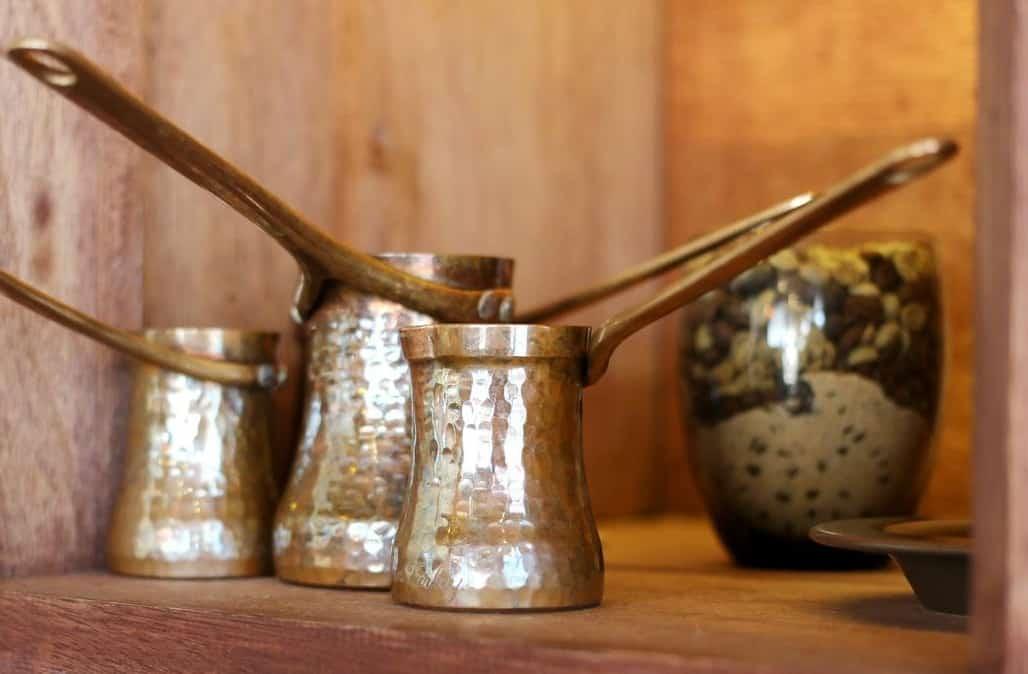 Comment faire un café turc traditionnel ?