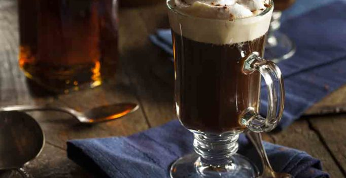 Comment faire un café irlandais authentique ?