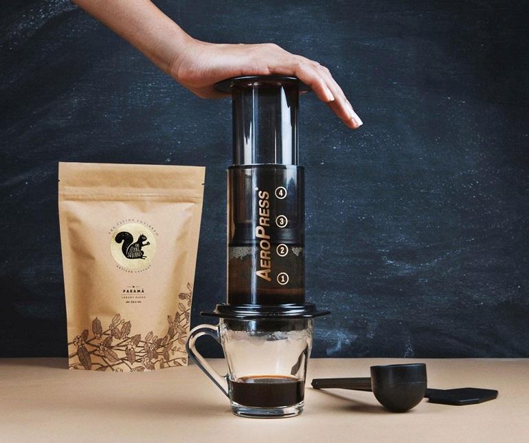Comment infuser du café avec une AeroPress ?
