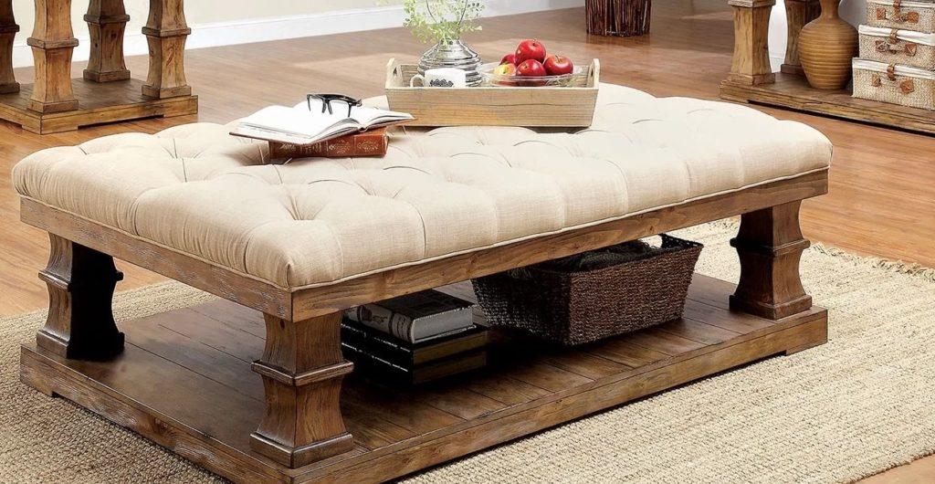 Coussin chauffant de table
