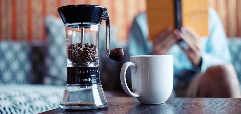 Handground Kaffeemühle