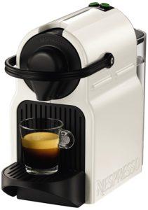 8543d4d5d08e32 Krups YY1531FD Nespresso Inissia Machine à Café Espresso Capsules 19 Bars  Blanche