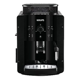 01eb4bd238e586 Krups YY8125FD Machine à Expresso Automatique Café Grains Manuel avec  Broyeur Pression 15 Bars Noir