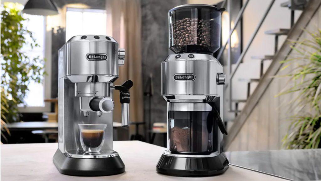 Moulin à café électrique De Longhi KG 521.M
