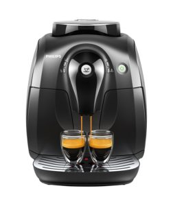 Philips HD8650 01 Machine Espresso Super Automatique Série 2000 Noir