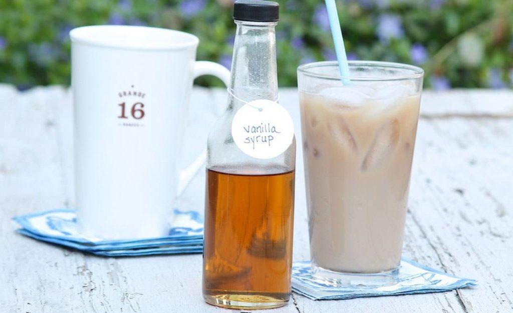 Sirops à café Monin