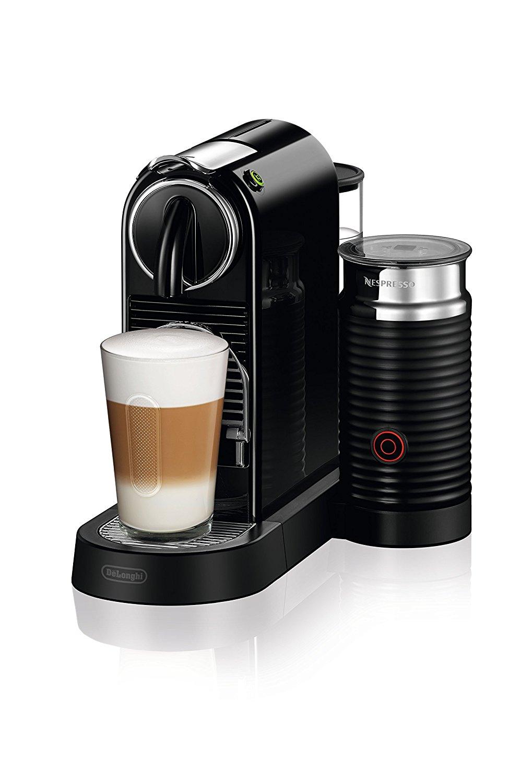 Cafetières à capsules Nespresso (DE'LONGHI)