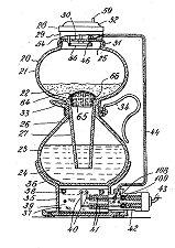 1937 - Design Lemp pour un contrôleur thermique pour les brasseurs sous vide