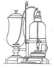 Brevet de Turmel en 1853 - Siphon d'équilibrage