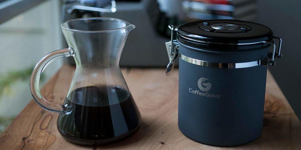Boîte à café Coffee Gator