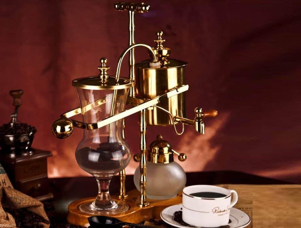Cafetière à siphon BALANCE ROYALE BELGE