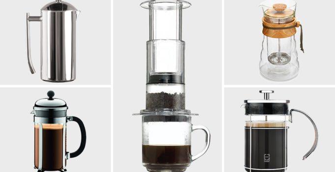 Cafetières à piston Guide d'Achat Complet