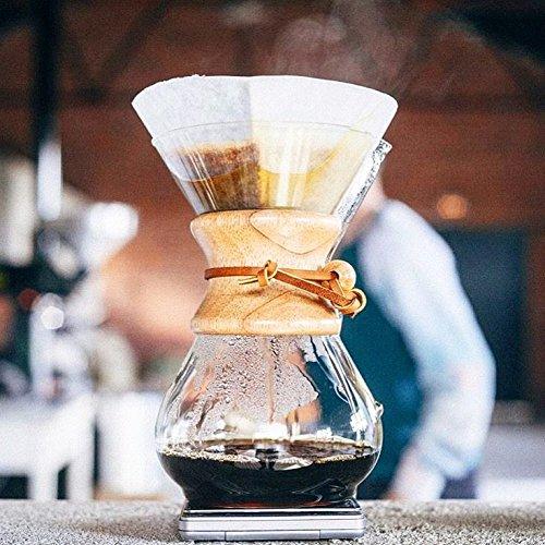 Comment préparer du café avec un Chemex