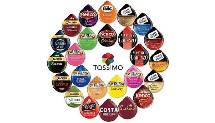 Dosettes Tassimo guide complet de toutes les saveurs disponibles