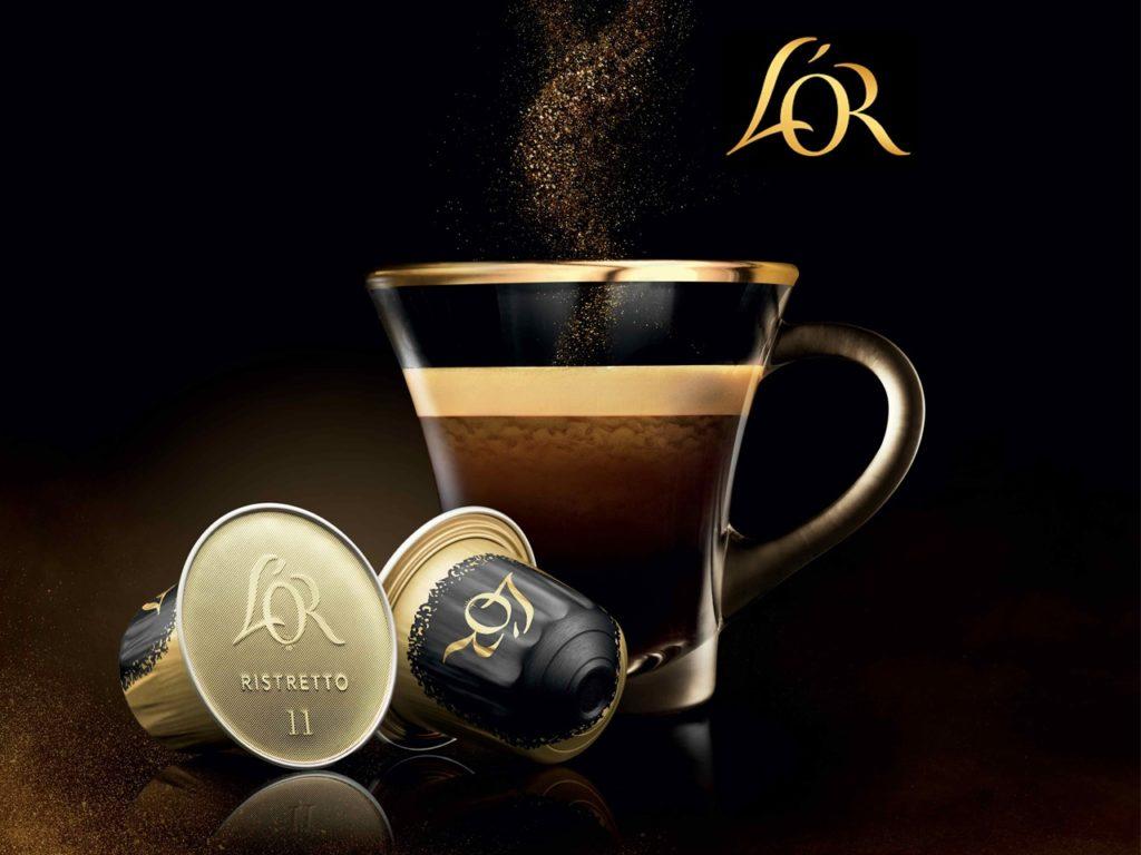L'Or Espresso des capsules Nespresso pas chères dans plus de 15 variétés