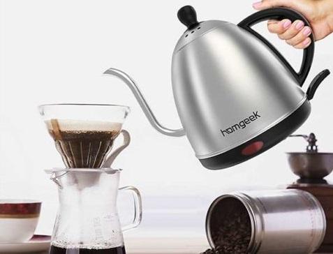 La température parfaite de préparation du café