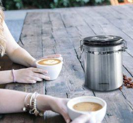 Les 5 meilleures boîtes à café