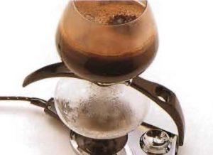 Comment utiliser une cafetière Cona
