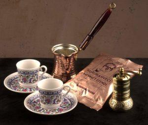 Café turc World Coffee Set pour deux