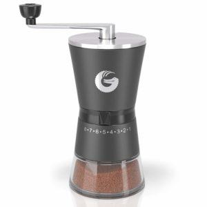 Moulin à café manuel avec broyeur en céramique Coffee Gator