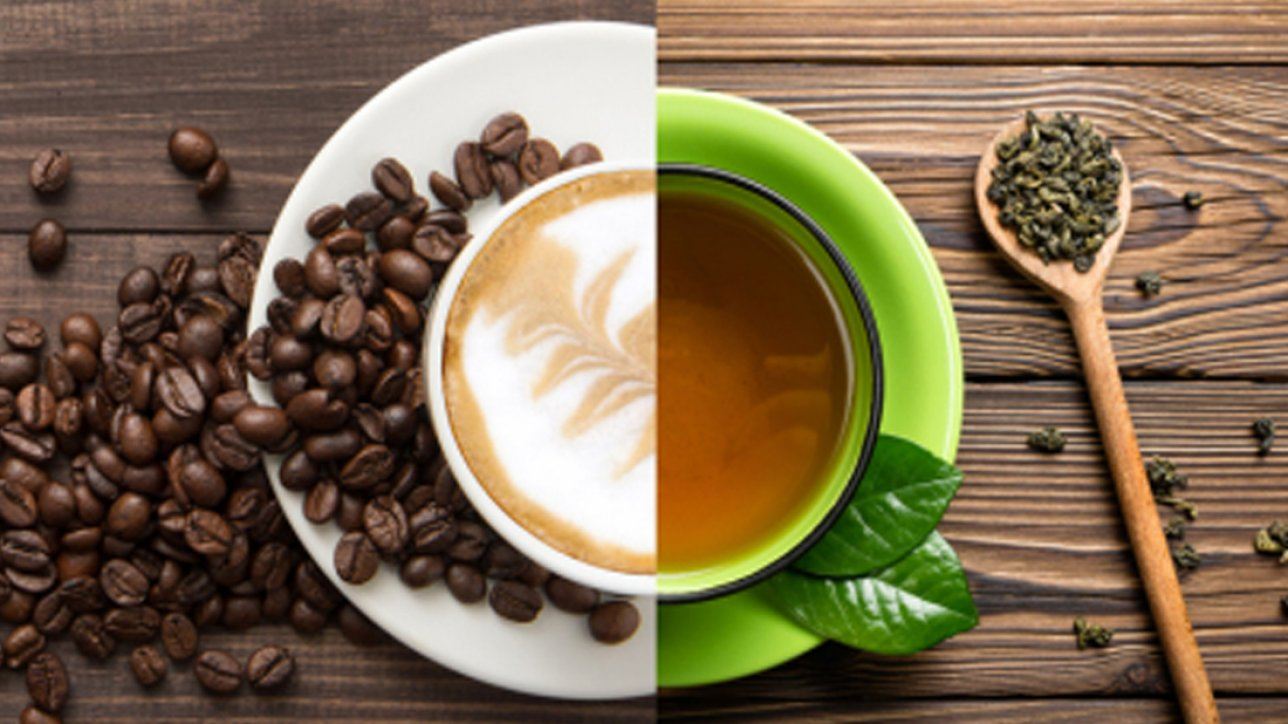 Le café est-il meilleur pour la santé que le thé ?
