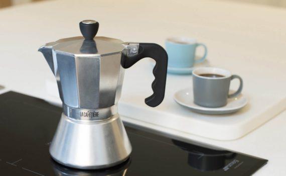 Les 5 meilleures cafetières italiennes induction