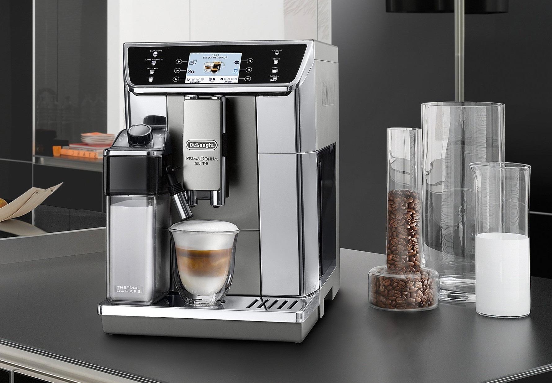 Les 5 meilleures machines à café automatiques - lecafedeclara.fr